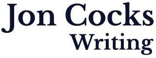 Jon Cocks Writing Logo